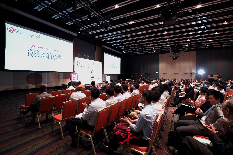 APAC innovation summit hong kong Science Park, Shatin New Territories